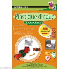 Plastique dingue transparent 26 x 22 cm - 4 porte-clés http://www.creavea.com/plastique-dingue-transparent-26-x-22-cm-4-portecles_boutique-acheter-loisirs-creatifs_46965.html