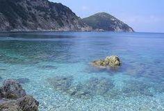 The sea of Punta Ala - Tuscany (Italy)