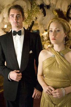 Lee Pace & Amy Adams, Miss Pettigrew Lives for a Day Actors Funny, Hot Actors, Drop Dead Gorgeous, Fashion Tv, 1930s Fashion, Dark Complexion, Invisible Woman, Cinema, Recent Movies