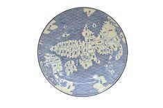 Porcelain, moulded, with under-glaze blue decoration Arita, Japan Trust Fund, Map Design, Asian Art, Japanese Art, Metal Working, Hamilton, Glaze, Contemporary Art, Porcelain