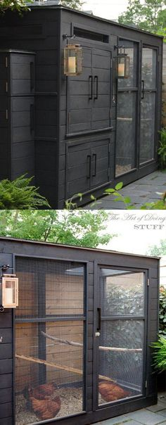 the ultimate chicken coop