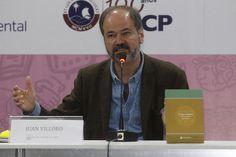 Juan Villoro: Tres libros para cronistas y cuatro claves para contar historias