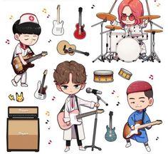 Jung Joon Young, Drugs, Fanart, Animation, Restaurant, Kpop, Cartoon, Comics, Stars