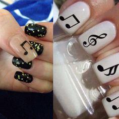 Musical Nails
