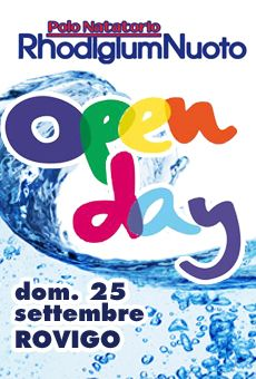 Open Day - Polo Natatorio Rhodigium Nuoto. Tutti i tuoi eventi su ViaVaiNet, il…