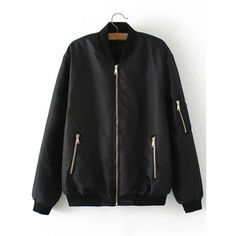 SHARE & Get it FREE   Zip Up Padded Bomber JacketFor Fashion Lovers only:80,000+ Items·FREE SHIPPING Join Dresslily: Get YOUR $50 NOW!