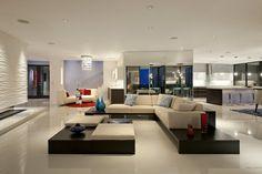 diseño de salas modernas - Buscar con Google
