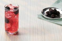 Pimm's Blackberry & Elderflower and Lemonade