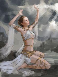 ArtStation - Legend of the Cryptids - Wotan reg., Laura Sava