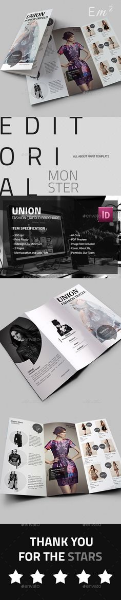 Bring n Co - Corporate Web Banner Web banners and Banners - fashion design brochure template