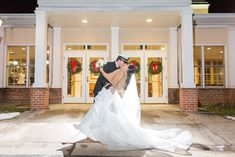 church night shot, winter wedding night shot, night off camera flash, OCF wedding portraits, OCF church wedding portraits, night OCF wedding photography