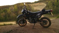 My DRZ400sm off-road