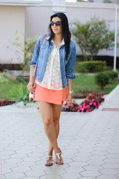 2f8be58f87 look saia laranja regata fashion style estilo moda borboletas na carteira-3  Eu Amo Frio