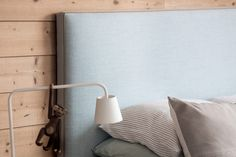 Personalise your bedhead with the MyMexsii Designer. Free delivery and returns. Choose from luxe Belgian linen, artwork, bordered styles an exclusive buttons. Scandi Living, Coastal Living, Interior Stylist, Interior Design, Bedroom Styles, Bedroom Inspo, Bed Design, Perfect Match, Floating Nightstand