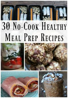 Meal prep is a habitthat will serve you well when you're trying to lose weight. However, there are weeks you won't have to time to cook or maybe you just don't feel like it. In this case, I have a bunch of healthy meal prep recipes that can be prepared in a short amount of …