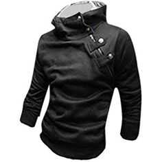 Jeansian Hombres Sudaderas Con Capucha Outwear Tapas Men Casual Hooded Sweatshirts Outwear Tops 0804