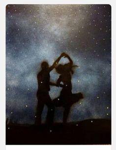 ... my dance...