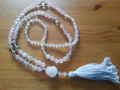 Hey, I found this really awesome Etsy listing at https://www.etsy.com/listing/225379285/buddha-bling-mala-rose-quartz-laughing