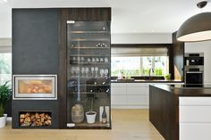 Vinskap Kitchen Island, Kitchen Cabinets, Real Estate, Kitchen Ideas, Home Decor, Open Kitchens, Island Kitchen, Decoration Home, Room Decor