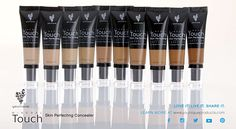 Touch Mineral Skin-Perfecting Concealer https://www.facebook.com/groups/Youniquelyfit0926/  youniqueproducts.com/caramarie0926
