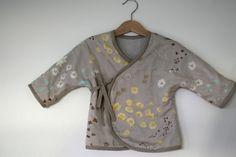 Nani Iro baby kimono