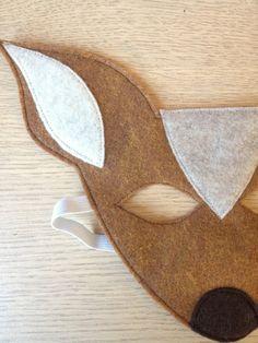 Deer Mask- ADULT