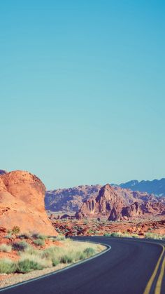 Dessert Curves Mountain Nature Sky Blue #iPhone #6 #plus #wallpaper