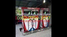 Model Pom Mini Terbaru Science And Technology, Neon Signs, Digital, Mini, Model, Scale Model, Models, Mockup