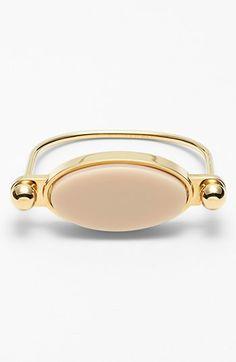 marni oval stone bracelet