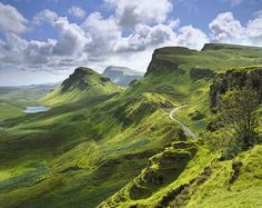 Quiraing, Skye, Scotland. Click here for amazing walking and cycling holidays in the UK  http://live.tourcms.com/track/t.php?p=206&m=0&a=62&k=636ac4eca672&url=http%3A%2F%2Fwww.macsadventure.com