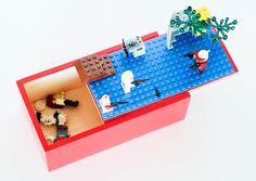 Risultati immagini per pannello portafoto lego