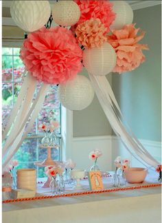 love the statement of paper volume!!  Easy, DIY, and pretty afordable!  SCORE!