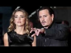 Leaked video shows clash between Johnny Depp and Amber Heard