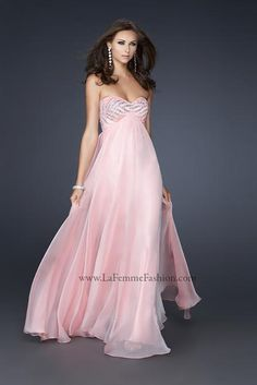 La Femme 17442 at Prom Dress Shop