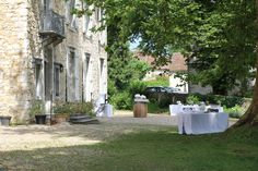 French country wedding, Chateau d'orion