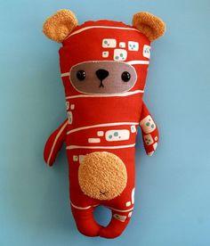 peg the bear