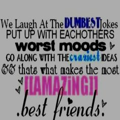 <3 Best friends forever<3