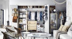 Salón dormitorio Ikea / Da la bienvenida al otoño y decora tu hogar con las nuevas tendencias #hogarhabitissimo