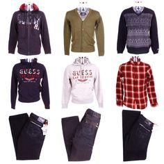 Guess Mens Fashion
