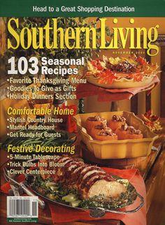 November 2004 | 103 Seasonal Recipes