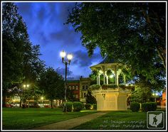 The Bandstand in Gallipolis