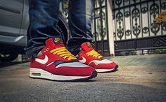Nike Air Max 1 Urawa Red