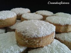Profiteroles, Pan Dulce, Coconut Cookies, Brownie Cookies, Sweet And Salty, Sweet Recipes, Deserts, Food And Drink, Sweets