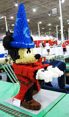 LEGO Mickey the Sorcerer's Apprentice