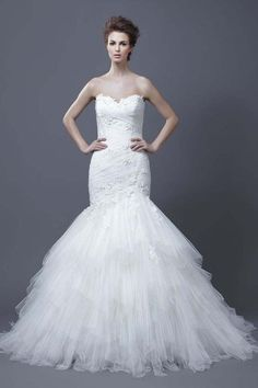 Enzoani Wedding Dresses 2013 Collection - Style Habika