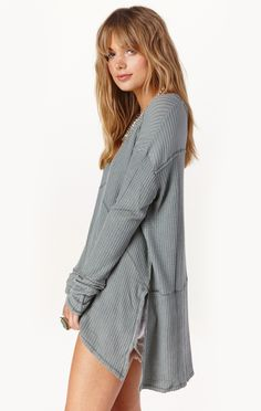 Free People: SUNSET PARK TOP