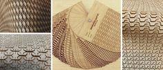 living-hinge-laser-cut-sample-collage
