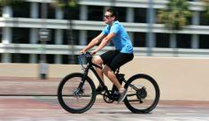 Motiv Electric Bikes - Shadow in Blue