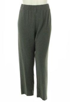 Jones New York Elastic Waist Pants Medium Charcoal 2X Jones New York. $70.77