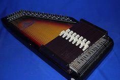 ChromAHarp Auto Harp 15-Chord Daddys mother use to play autoharp